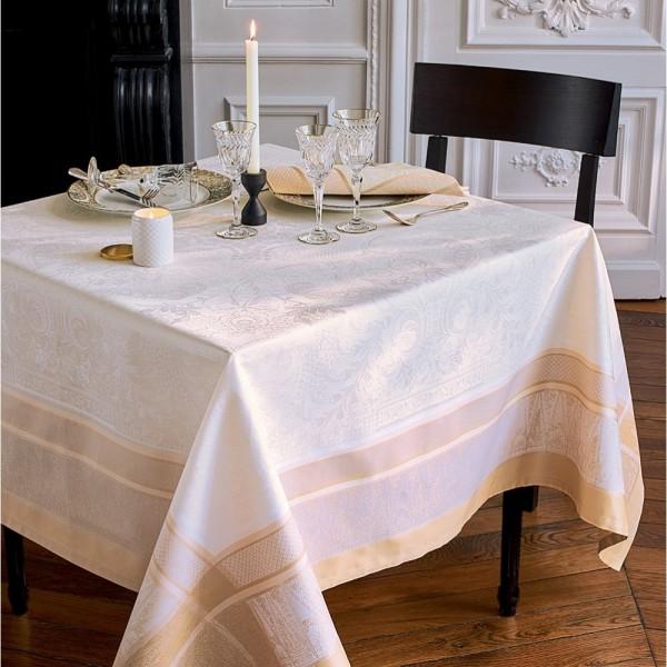Garnier Thiebaut Damast Tischdecke PERSINA or